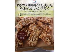 セブンプレミアム やわらかいかフライ ソースマヨネーズ風味 袋27g