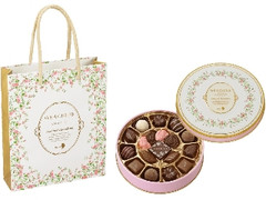 メリーチョコレートカムパニー Gracious AMABILE 缶18個