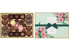 メリーチョコレートカムパニー Gracious FLOWER CRYSTAL 箱27個