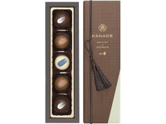 メリーチョコレートカムパニー KANADE 日本酒トリュフ 箱5個