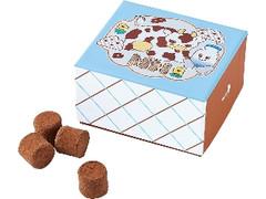 メリーチョコレートカムパニー MARY'S PARLOUR ミルクの生チョコレート 箱55g
