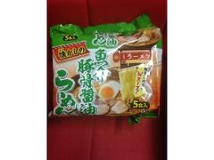 山本製粉 なつかしの魚介豚骨醤油ラーメン 袋5食