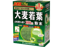 山本漢方製薬 大麦若葉粉末100% 箱170g