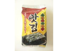 ロッテ 韓国伝統海苔 味付海苔 8切 12枚