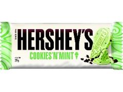 HERSHEY'S クッキー&ミントバー