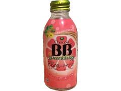 エーザイ チョコラBB スパークリング グレープフルーツ&ピーチ味 瓶140ml