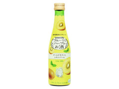 養命酒 フルーツとハーブのお酒 ゴールドキウイレモンバーム 瓶300ml