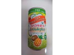 大正製薬 コバラサポート ふくらみplus キウイ&パイン風味 缶185ml