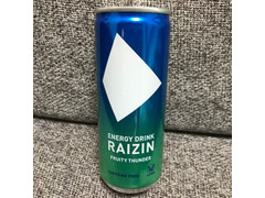 大正製薬 RAIZIN FRUITY THUNDER
