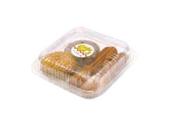 アメリカンドーナツ ベースケーキ パック4個入