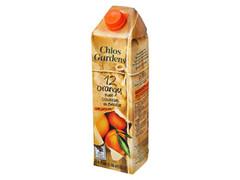 キオスガーデンズ ストレートオレンジジュース パック1000ml
