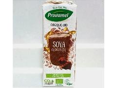 プロヴァメル オーガニック豆乳飲料 チョコレート味 パック250ml