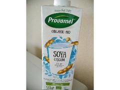 ベルギー産 オーガニック豆乳 パック1L