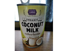 チブギス オーガニック ココナッツミルク