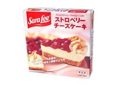 サラリー ストロベリーチーズケーキ 箱450g