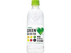 サントリー GREEN DA・KA・RA ペット540ml