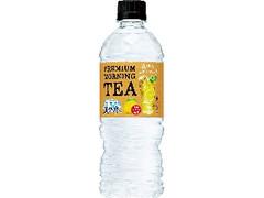 サントリー 天然水 PREMIUM MORNING TEA レモン ペット540ml