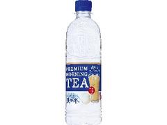 サントリー 天然水 PREMIUM MORNING TEA ミルク ペット550ml