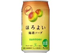 サントリー チューハイ ほろよい 梅酒ソーダ 缶350ml