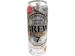 セブンプレミアム ザ・ブリュー ストロング 缶500ml