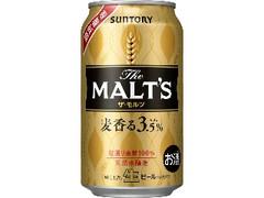 サントリー ザ・モルツ 麦香る3.5% 缶350ml