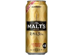 サントリー ザ・モルツ 麦香る3.5% 缶500ml