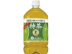 サントリー 緑茶 伊右衛門 特茶 ペット1L