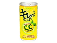 サントリー キュッとすっぱい C.C.レモン 缶190ml