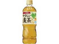 サントリー GREEN DA・KA・RA やさしい麦茶 ペット650ml