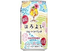 サントリー ほろよい フルーツパンチ 缶350ml