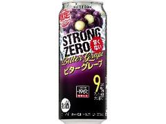 サントリー -196℃ ストロングゼロ ビターグレープ 缶500ml