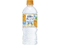 サントリー 朝摘みオレンジ&サントリー天然水 ペット540ml