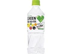 サントリー GREEN DA・KA・RA ペット500ml