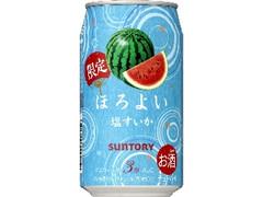 サントリー チューハイ ほろよい 塩すいか 缶350ml
