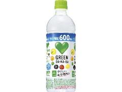 サントリー GREEN DA・KA・RA ペット600ml