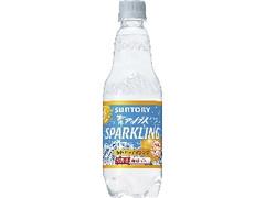 サントリー 南アルプススパークリング 無糖ドライオレンジ ペット500ml