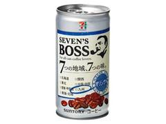 セブンプレミアム セブンズボス オリジナル 九州 缶185g