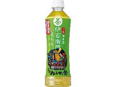 サントリー 緑茶 伊右衛門 東北夏祭りラベル ペット525ml