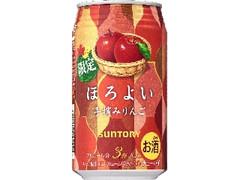 サントリー ほろよい 手摘みりんご 缶350ml
