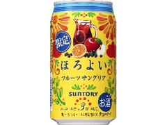 サントリー ほろよい フルーツサングリア 缶350ml