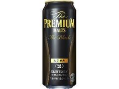 サントリー ザ・プレミアム・モルツ 黒 缶500ml