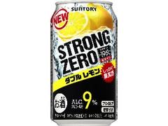 サントリー ‐196℃ ストロングゼロ ダブルレモン 缶350ml