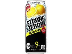 サントリー ‐196℃ ストロングゼロ ダブルレモン 缶500ml