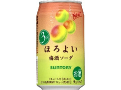 サントリー ほろよい 梅酒ソーダ 缶350ml