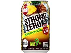 サントリー ‐196℃ ストロングゼロ ダブルパイナップル 缶350ml
