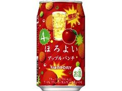 サントリー ほろよい アップルパンチ 缶350ml