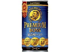 サントリー プレミアムボス 缶185g