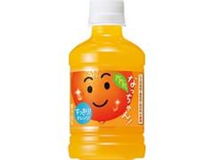サントリー なっちゃん オレンジ ペット280ml