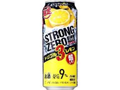 サントリー ‐196℃ ストロングゼロ トリプルレモン 缶500ml