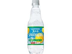 サントリー 天然水スパークリング グレープフルーツ